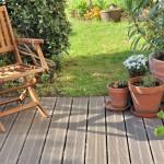 Terrassen aus Holz