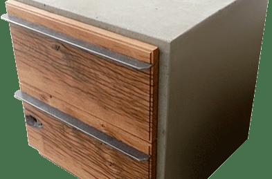 m bel m bel aus beton und holz m bel aus beton und holz. Black Bedroom Furniture Sets. Home Design Ideas