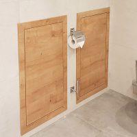 Badezimmer Einbauschrank